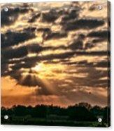 Central Florida Sunrise Acrylic Print