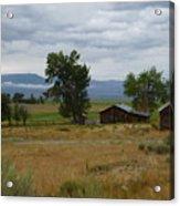 Central Idaho Scene Acrylic Print