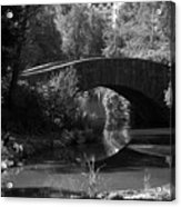 Central Park Bridge Acrylic Print