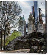 Central Park Views  Acrylic Print