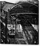 Central Station Fn0030 Acrylic Print