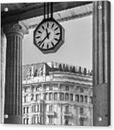 Central Station Milan 3 Acrylic Print