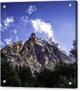 Cerro Fitz Roy 3 Acrylic Print