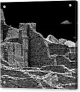 Chaco Eight Acrylic Print