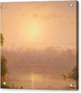 Chagres River  Panama Acrylic Print