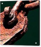 Chain Age II Acrylic Print by Stephen Mitchell