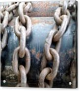 Chains Acrylic Print
