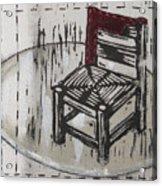 Chair Vii Acrylic Print