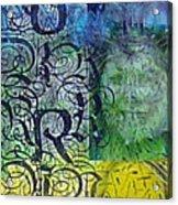 Chakra Totem Journal Acrylic Print