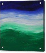 Chakra Wave 1 Acrylic Print