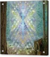 Chalice-tree Spirt In The Forest V2 Acrylic Print