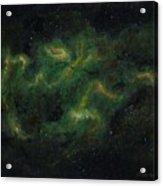 Chameleon Nebula Acrylic Print