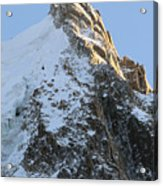 Chamonix - Aiguille Du Midi Acrylic Print