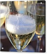 Champagne Celebration Acrylic Print