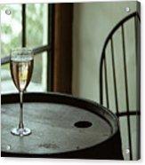 Champagne Glass Acrylic Print