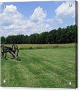 Chancellorsville Battlefield 2 Acrylic Print