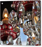 Chandelier Project 3 Acrylic Print