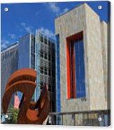 Chandler City Hall 2 Acrylic Print