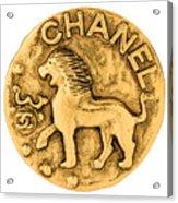 Chanel Jewelry-1 Acrylic Print