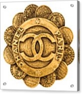 Chanel Jewelry-2 Acrylic Print