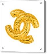 Chanel Jewelry-4 Acrylic Print