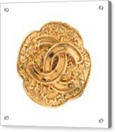 Chanel Jewelry-7 Acrylic Print