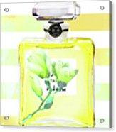 Chanel Magnolia Flower Acrylic Print