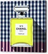 Chanel-no.5-pa-kao-ma1 Acrylic Print