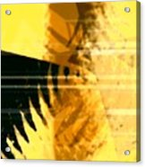 Change - Leaf8 Acrylic Print