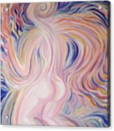 Changing Woman Acrylic Print