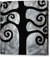 Chaos Tree Acrylic Print
