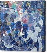 Chaos. Acrylic Print