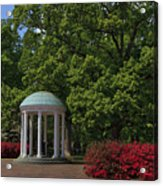 Chapel Hill Old Well Acrylic Print