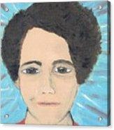 Charlene Acrylic Print