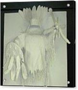 Charles Hall - Creative Arts Program -spirits Of The Plains Acrylic Print