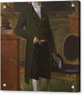 Charles Maurice De Talleyrand Prigord 17541838 Prince De Talleyrand Acrylic Print