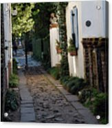 Charleston Alley 1 Acrylic Print