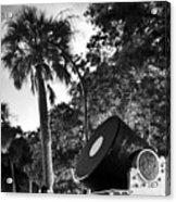 Charleston Battery Mortar  Acrylic Print