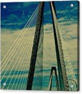Charleston Bridge II Acrylic Print
