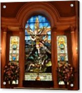 Charleston Church Acrylic Print