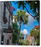 Charleston Footlight Players Acrylic Print