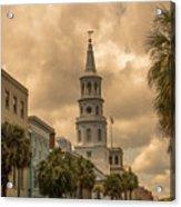 Charleston Light Acrylic Print