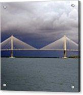 Charleston Ravenel Bridge Acrylic Print