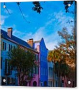Charleston, Sc Acrylic Print