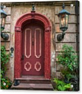 Charleston Sc Grand Entrance Acrylic Print