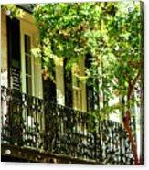 Charleston Style 2 Acrylic Print
