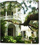 Charleston Style 7 Acrylic Print