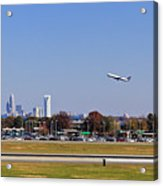 Charlotte Airport Acrylic Print