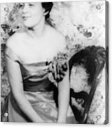 Charlotte Holloman (1922-) Acrylic Print by Granger