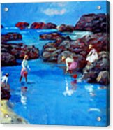 Chase Sea Acrylic Print